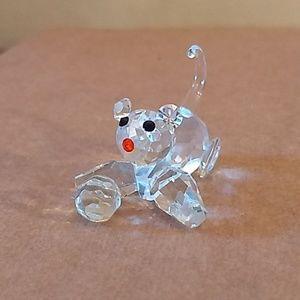 Swarovski kitty
